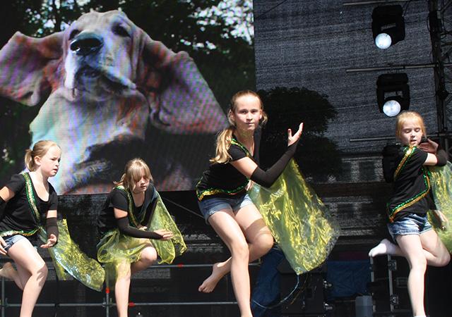 Stadtfest Baunatal, Nachrichten Baunatal, Stadtmarketing Baunatal; GSV EIntracht Baunatal