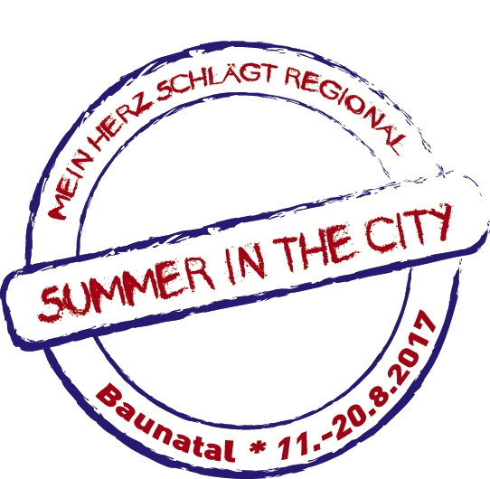 Summer in the City Baunatal; Ab in die Mitte Baunatal, Stadtmarketing Baunatal