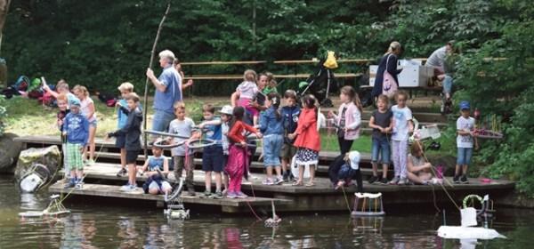 Kinderkultursommer Nordhessen Baunatal