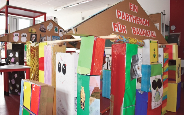 , documenta 14 strahlt auch auf Baunatal aus