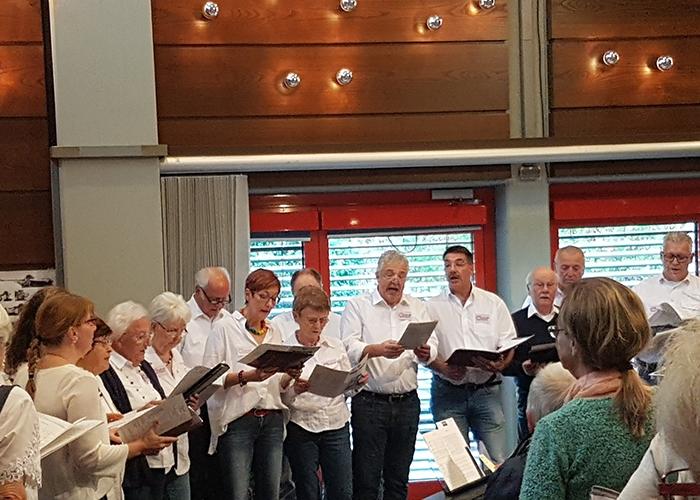 Gesang- und Kulturverein Kirchbauna: Freizeitkompass Baunatal – wir waren dabei