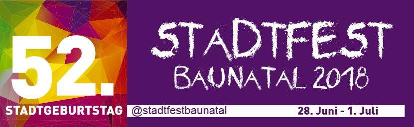 Stadtfest Baunatal 2018