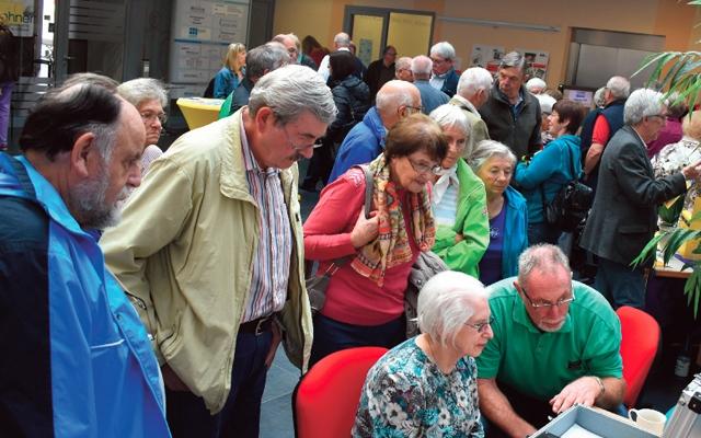 Nachrichten Baunatal Seniorenaktionstag im MVZ Baunatal
