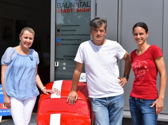 Stadtmarketing Baunatal Team