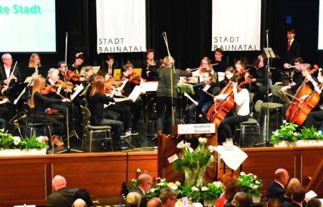 Baunatal, Neujahrsempfang, Musikschule Baunatal