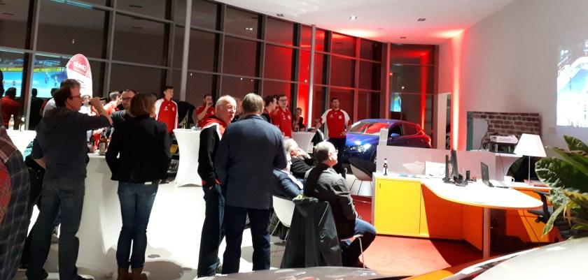 Baunatal, GSV Eintracht Baunatal Handball, Autohaus Glinicke Baunatal