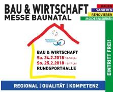 Bau- und Wirtschaftsmesse Baunatal, Baunatal, 2018, Baunatal.blog