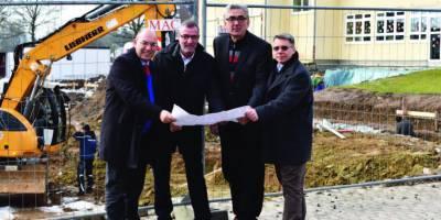 Baunatal, Bildungskette Baunatal, Freidrich-Ebert Schule Bauantal