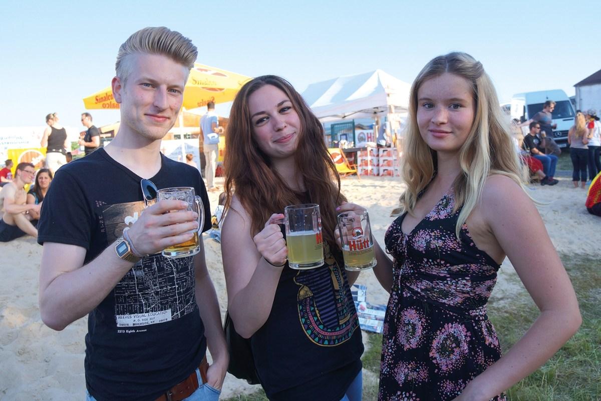 Wandern, Spaß haben und Feiern auf dem 46. Dorothea Viehmann-Wandertag & Hütt-Brauereifest.