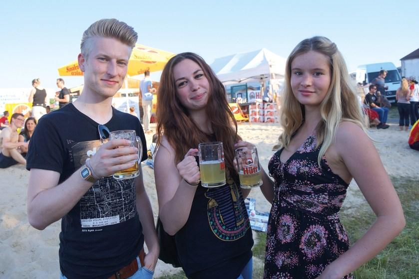 Hütt-Fest , Baunatal, Rengershausen, Hütt-Wandertag, Hüttfest, 31.05.2018,Hütt Brauerei, Stadtmarketing Baunatal