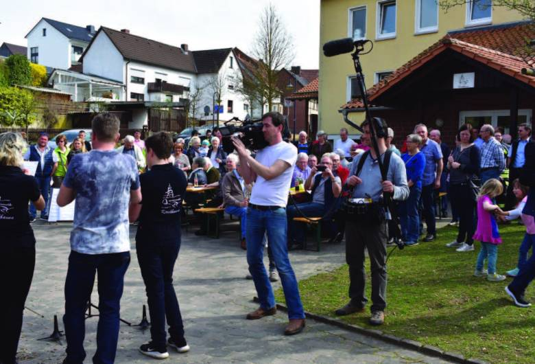 Baunatal, Kirchbauna, Dollste Dorf, Hessischer Rundfunk, Hessenschau