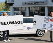 Autohaus Bindschus, Baunatal, Baunataler Automobilausstellung, BAA, Stadtmarketing Baunatal