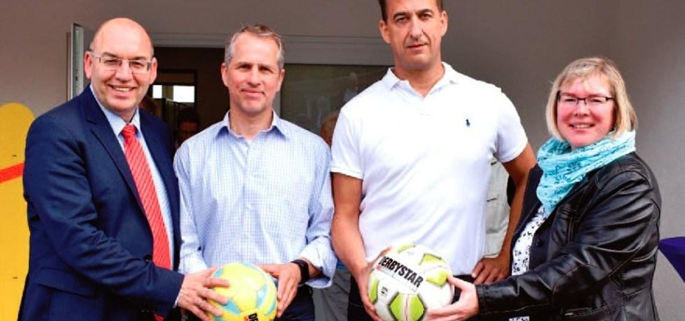 Sportstadt Baunatal, Baunatal bewegt, GSV Eintracht Baunatal, Großenritte