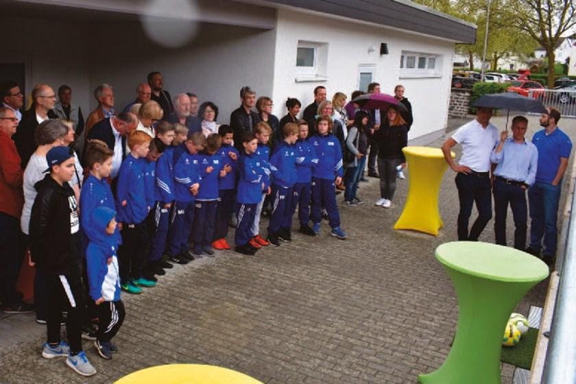 Baunatal, Sportstadt Baunatal, GSV Eintracht Baunatal, Großenritte, Sportstätten Baunatal