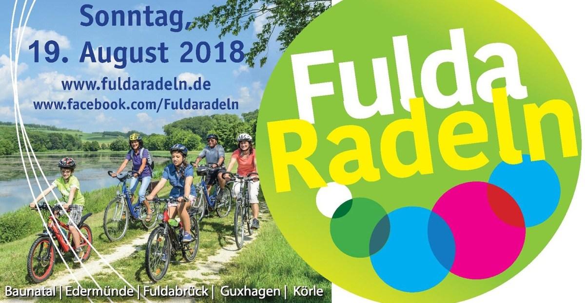 FULDARADELN - die Region von Körle bis Bergshausen entlang der Fulda entdecken