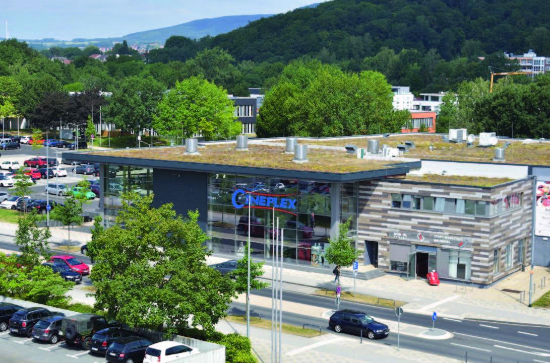 Kino Cineplex Baunatal ist ein voller Erfolg und soll erweitert werden