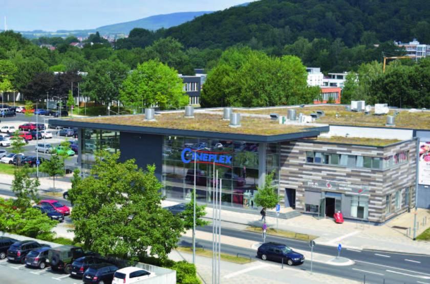 Cineplex Kino Baunatal, Baunatal