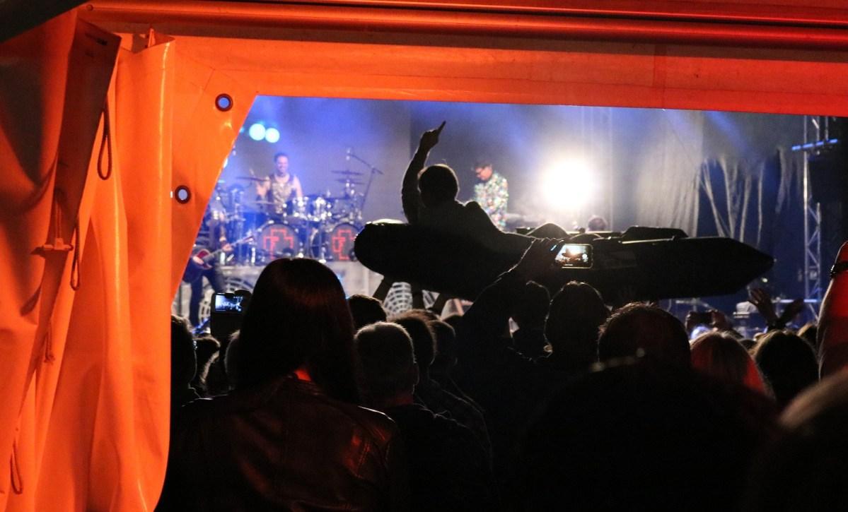 Stadtfest Baunatal 2018 - Reinsehen auf Youtube: Die Bands auf der Hauptbühne, Marktplatz