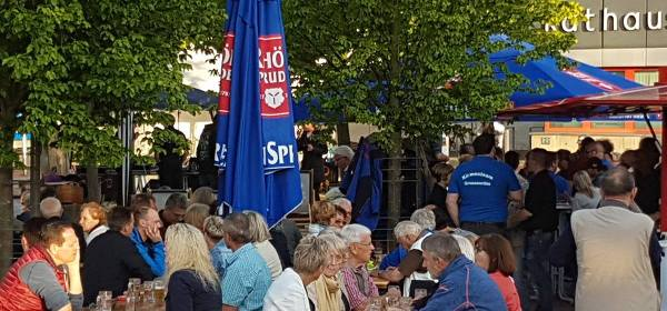 Biergarten Europaplatz Baunatal