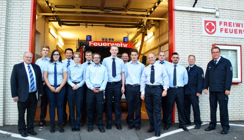 Freiwillige Feuerwehr Hertingshausen, Feuerwehr Baunatal