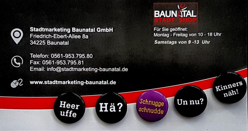 StadtShop Baunatal, Stadtmarketing Baunatal, Kartenvorverkauf Baunatal