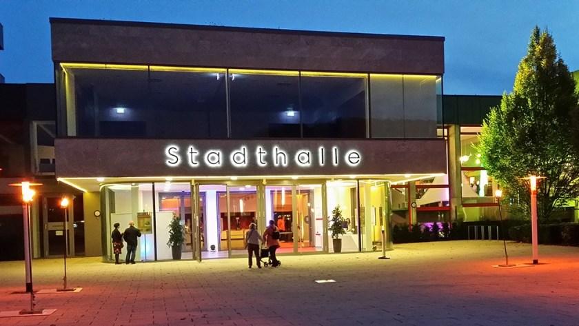 Stadthalle Baunatal, Tagungen Baunatal, Events Baunatal