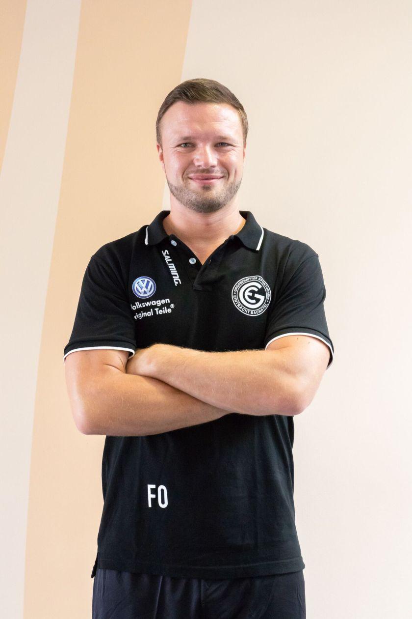 Florian Ochmann, GSV Eintracht Handball, 3. Liga Handball