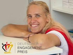Sabrina Steffens, Baunatal, Deutscher schützenbund, Deutscher Engagementpreis