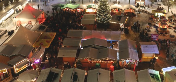 Nikolausmarkt Baunatal, Weihnachtsmarkt Baunatal, Nikolaus Baunatal