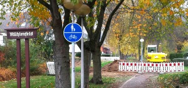Radweg, Baunatal, Fahrrad Baunatal
