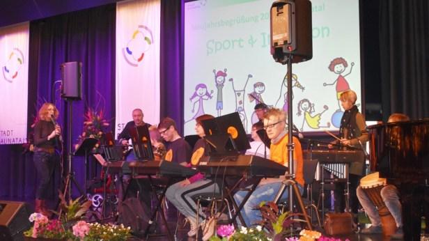 Baunatal, Neujahrsempfang Stadt Baunatal,