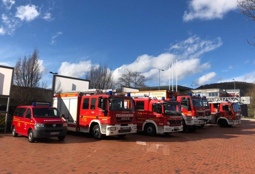 Baunataler Feuerwehr, Stadt Baunatal
