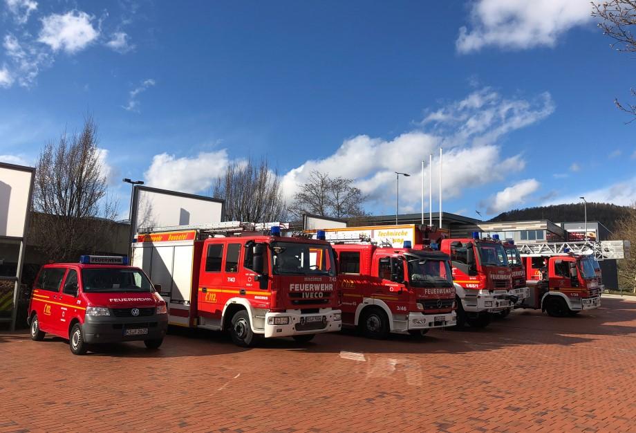 Baunataler Feuerwehr ist sehr gut aufgestellt