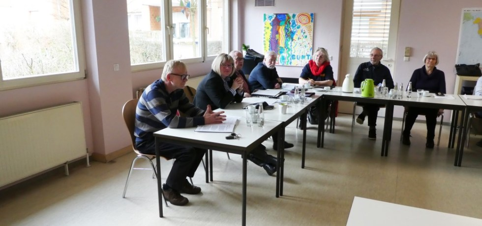 Seniorenarbeitskreis, senioren, Baunatal