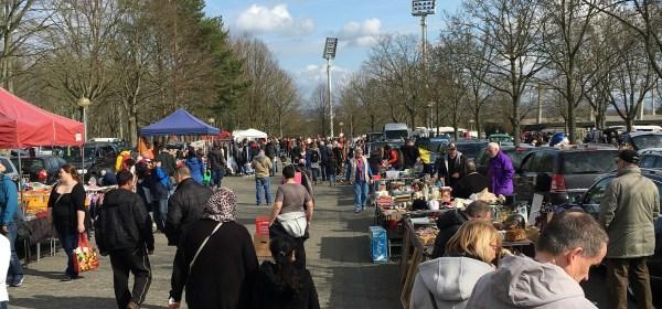 Flohmarkt Baunatal, OSterwochenende, Baunatal