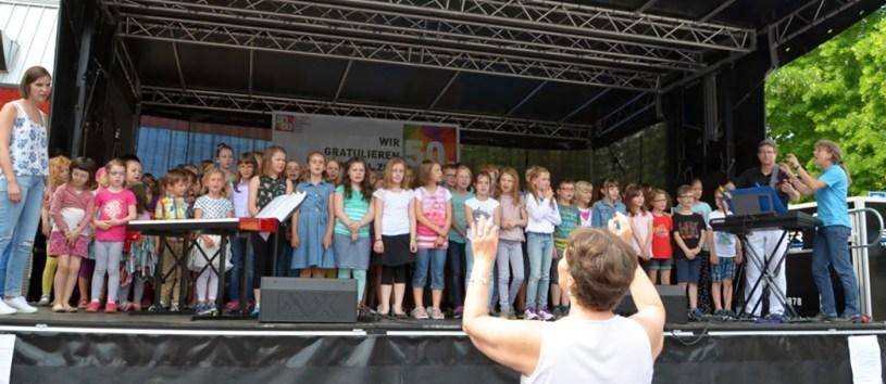 Musikschule Baunatal, THS Baunatal, Geburtstag