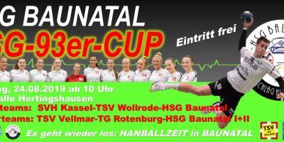 HSG Baunatal, 93er Cup, Baunatal