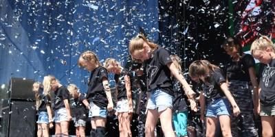 Stadtfest Baunatal, 2019, Tanzen mit Vereana, Ballettschule Baunatal