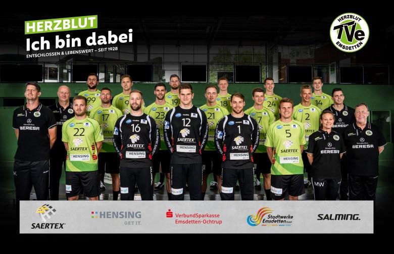 DHB Pokal 2019, Baunatal, Rundsporthalle Baunatal, GSV Eintracht Baunatal, Baunatal, Baunagram, TV Emsdetten
