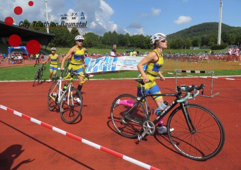 Baunatal, City Triathlon, 2019