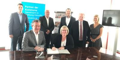 Deutsche Glasfaser, Breitband Baunatal