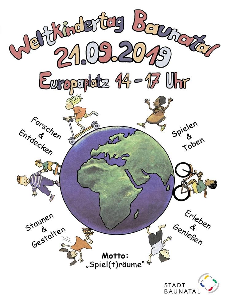 Weltkindertag, Baunatal, 2019