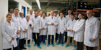 Herkules-Resotec Elektronik GmbH, Baunatal, Nordhessen, Deutschland, Wirtschaftsgemeinschaft Baunatal