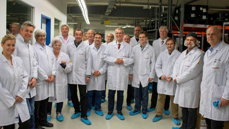 Herkules-Resotec Elektronik GmbH: Technologie aus Rengershausen für die ganze Welt