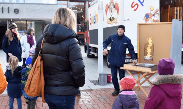 Jahresrücklick, Baunatal, Nordhessen, 2019, Kinder und Jugend, Kita, Bildungsaktionstag, Spielmobil Augustine