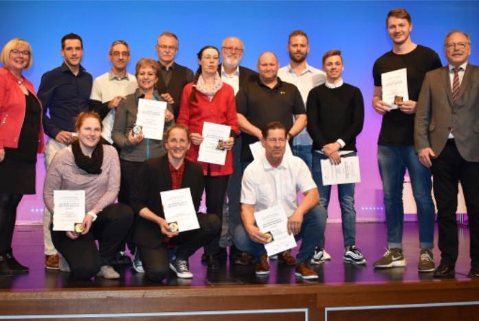 Sport, Sport in Baunatal, Baunatal, Nordhessen, Sportlerehrung