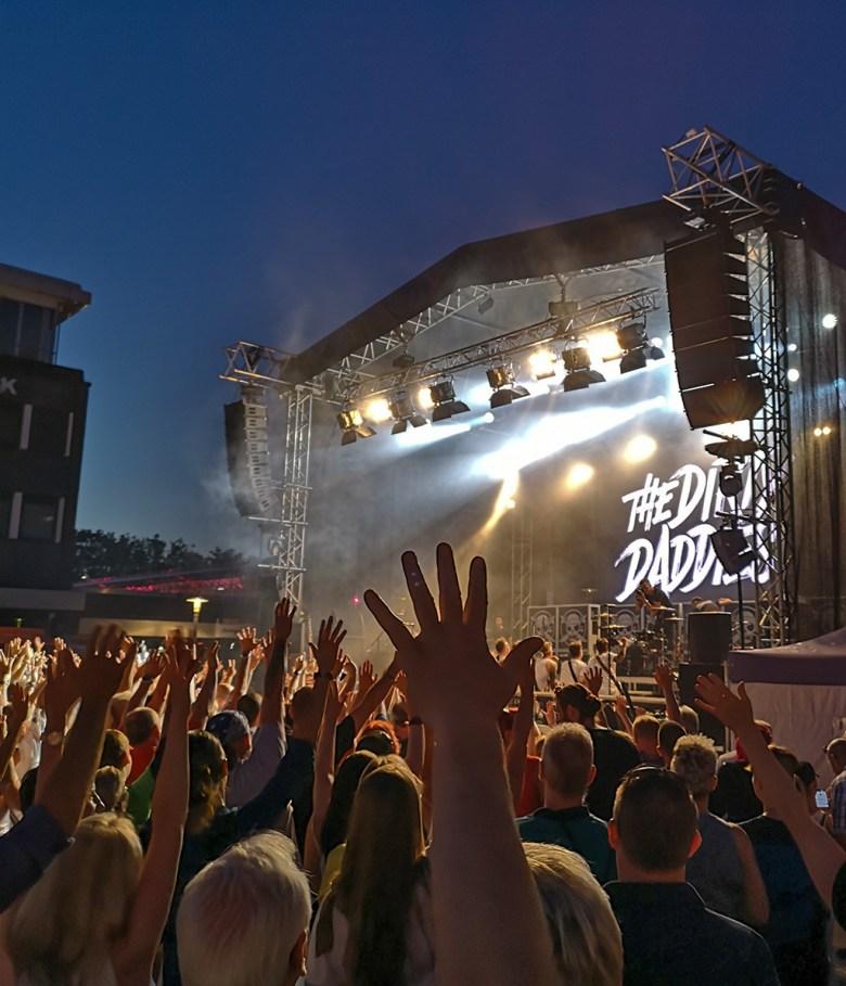 Jahresrückblick, Stadtgeschehen, baunatal, jahresrückblick-2019-Baunataler Nachrichten, Stadtfest, 2019, The Dirty Daddies