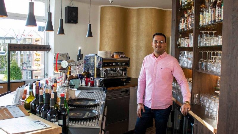Mehr als Pizza… Avanti in der City hat modernisiert