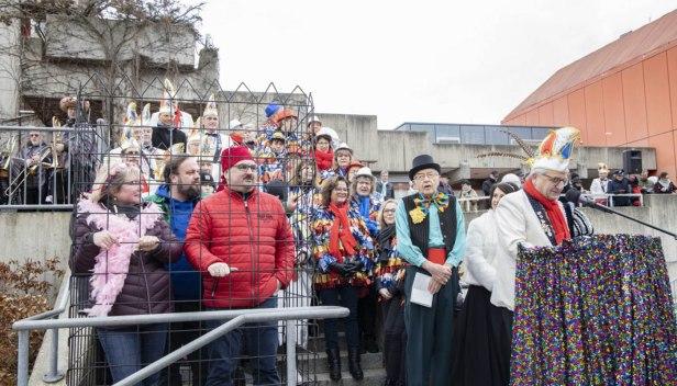 Karneval, Baunatal, GCG, Großenritter Carvevalsgemeinschaft