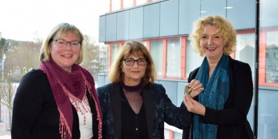Frauenbeauftragte, Irmgard Schüler, Stefanie Teuteberg, Baunatal, Stadtverwaltung Baunatal, Rathaus Baunatal